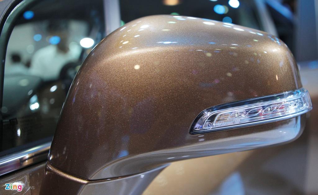 Chi tiet Chevrolet Trax 2017 gia 769 trieu vua ve Viet Nam hinh anh 6