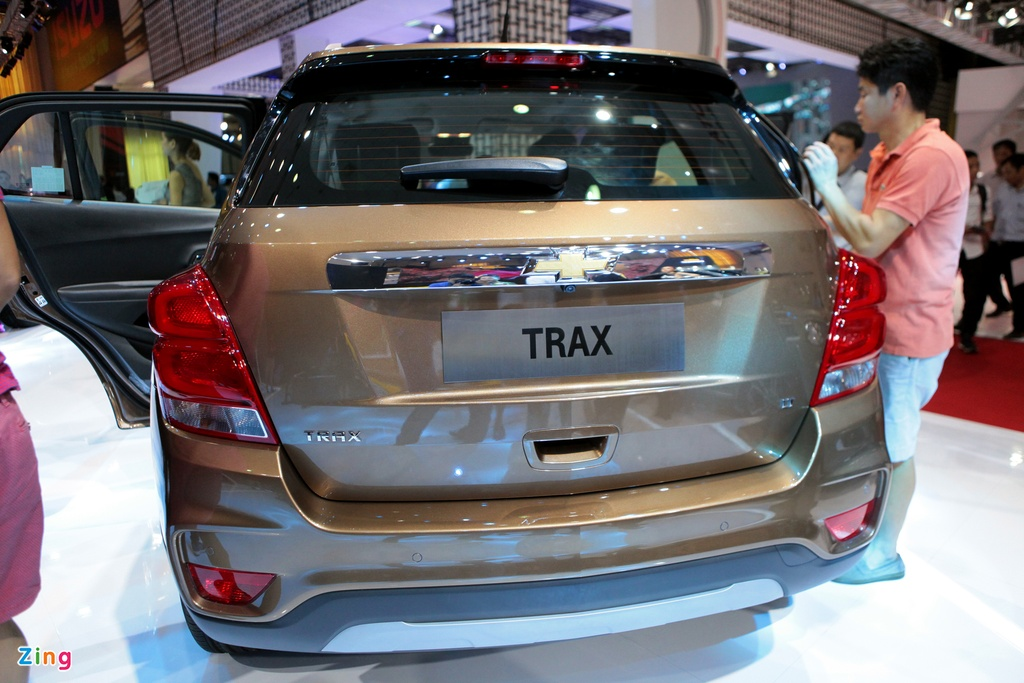 Chi tiet Chevrolet Trax 2017 gia 769 trieu vua ve Viet Nam hinh anh 7