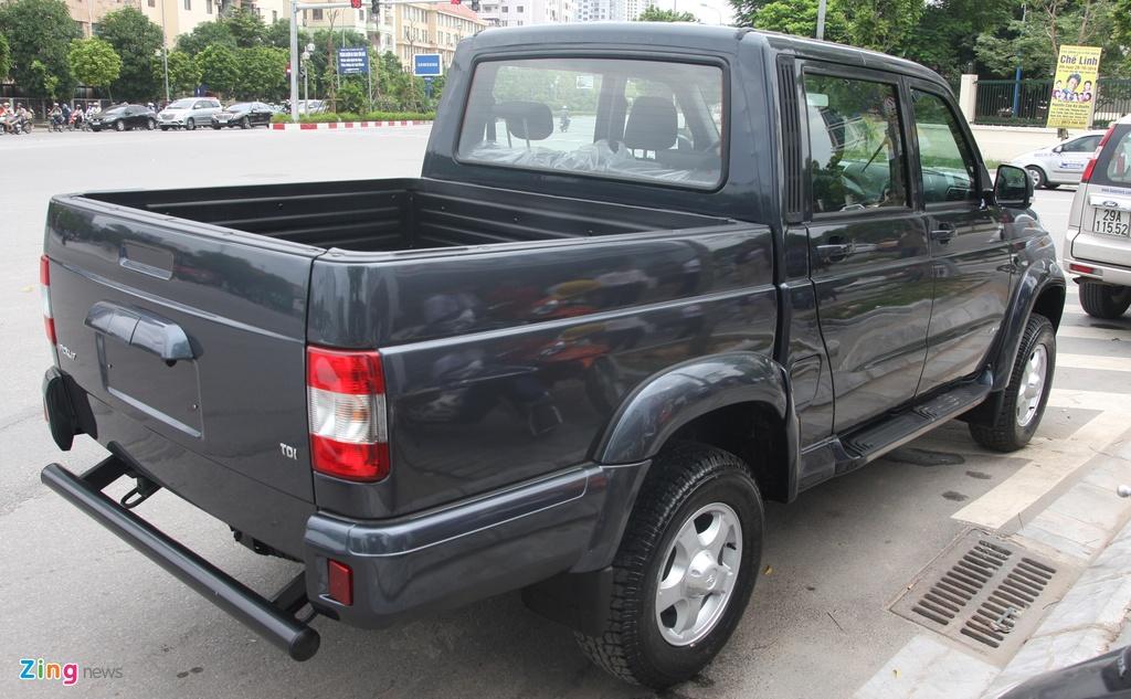UAZ Pickup ve Viet Nam anh 3