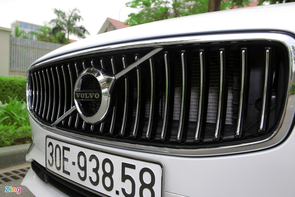 Volvo S90 Inscription - sedan co trung hang sang moi o Viet Nam hinh anh 4