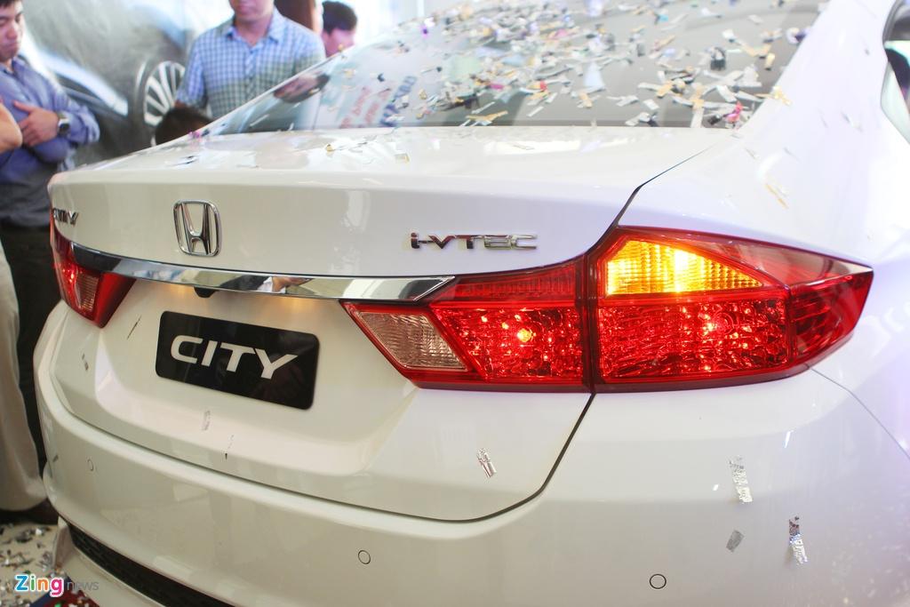 Chi tiet Honda City 2017 gia tu 568 trieu vua ban o Viet Nam hinh anh 7