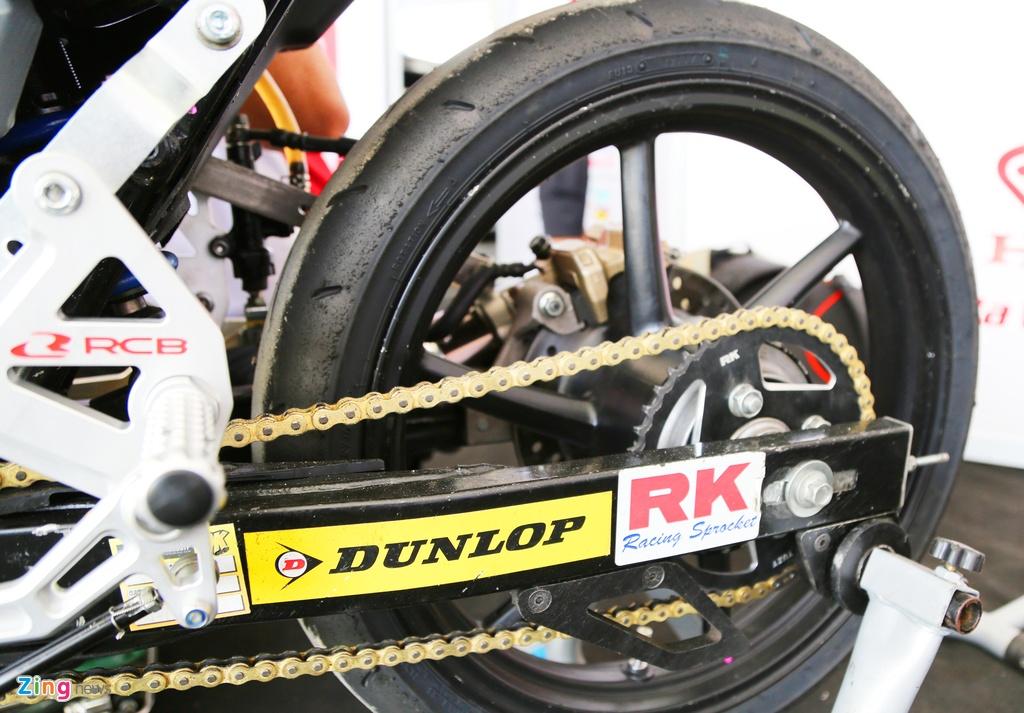 Honda Winner 150 ban xe dua cua tay lai Viet hinh anh 7