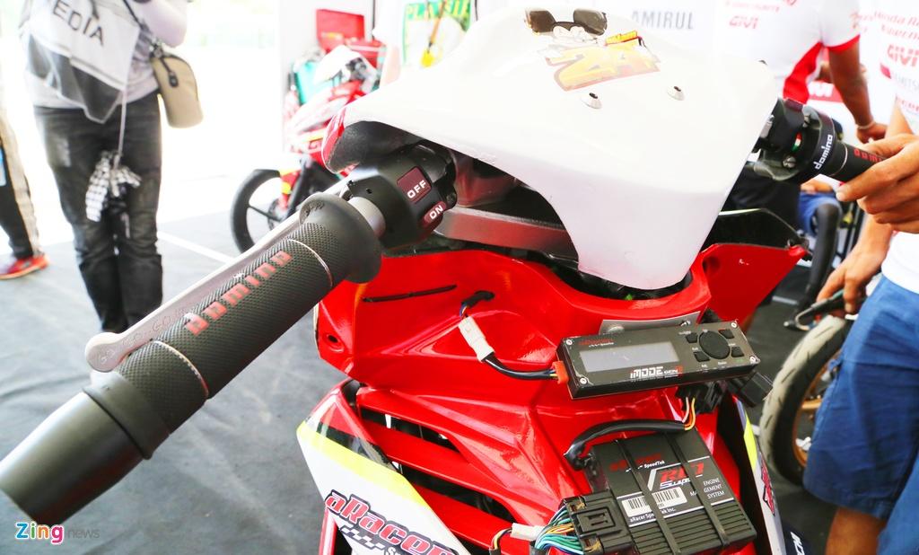 Honda Winner 150 ban xe dua cua tay lai Viet hinh anh 5