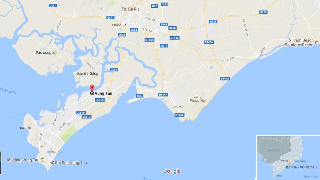Bien Vung Tau dong nghit nguoi trong ngay dau nghi le hinh anh 13