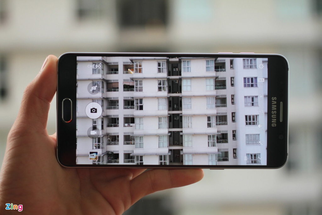 Danh gia Galaxy Note 5: S Pen an tuong hinh anh 2