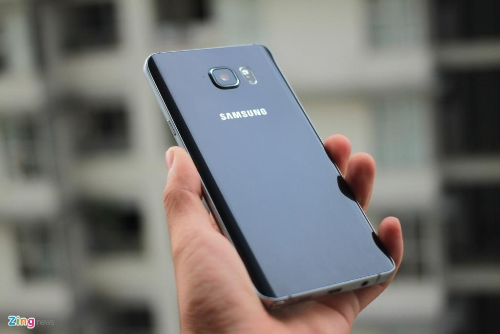Danh gia Galaxy Note 5: S Pen an tuong hinh anh 1