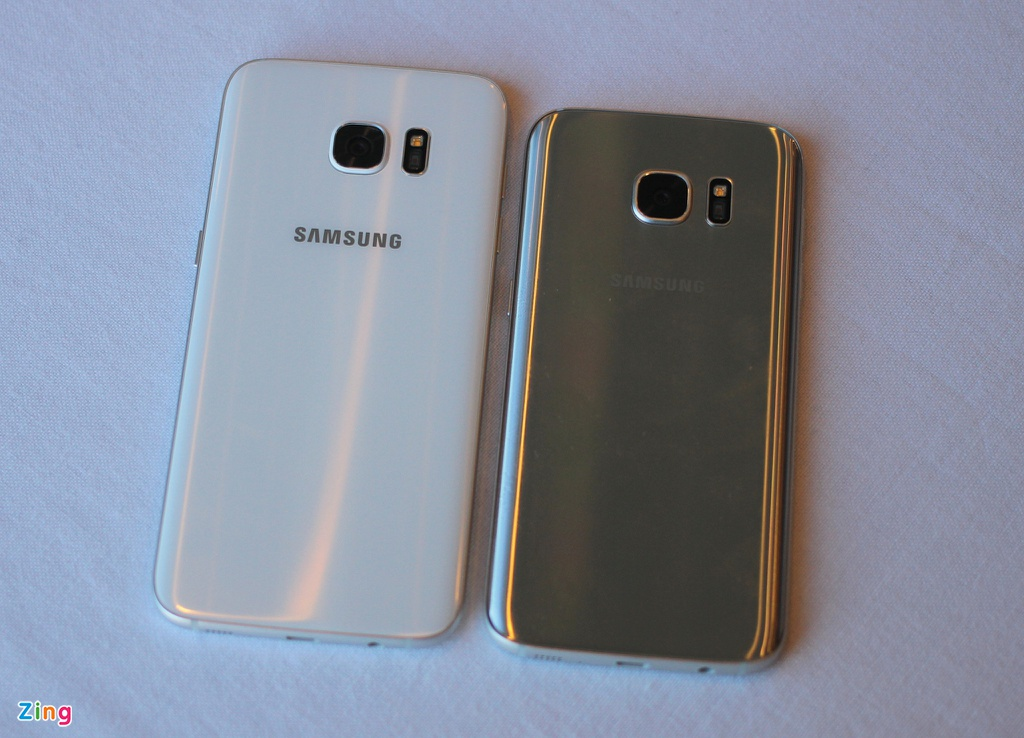 Thuc te Samsung Galaxy S7: Lung cong, chong nuoc hinh anh 12
