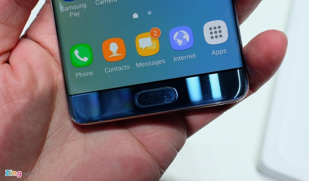 Anh, video thuc te Samsung Galaxy Note 7 hinh anh 3