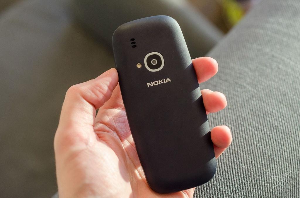 Nokia 3310 2017 ra mat anh 4