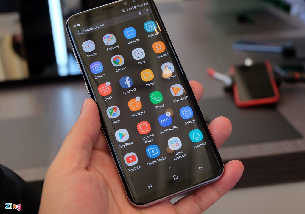 Anh thuc te Galaxy S8: Smartphone dep nhat hien nay hinh anh 5