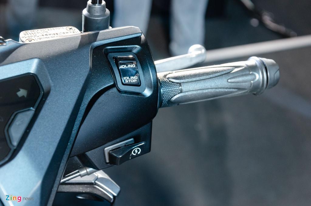 Honda Air Blade 2020 ra mat, gia tu 41,2 trieu dong hinh anh 12