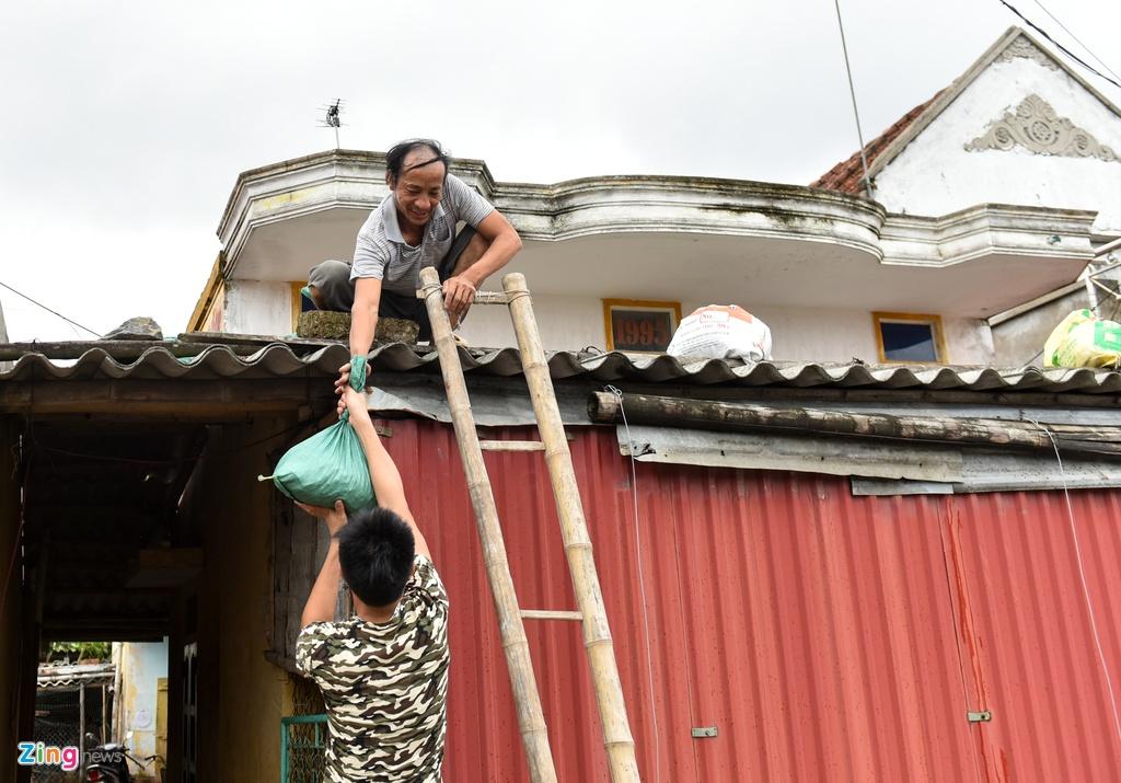 Nguoi dan Nam Dinh, Hai Phong chuan bi ung pho bao so 3 hinh anh 13