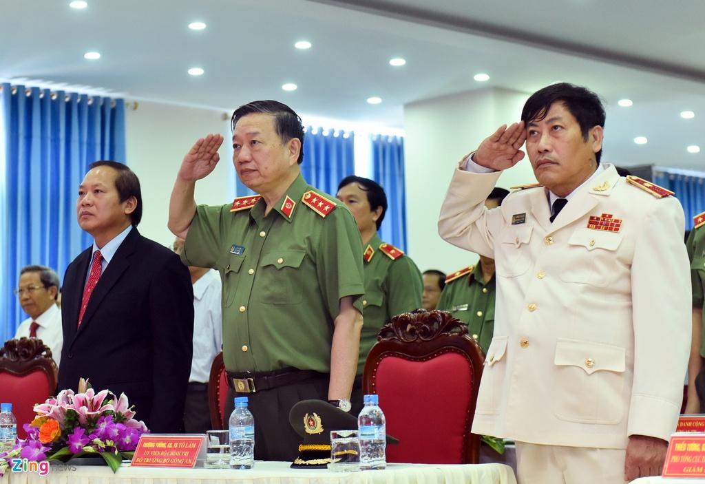 Bo truong To Lam, Truong Minh Tuan du le khai giang hinh anh 3