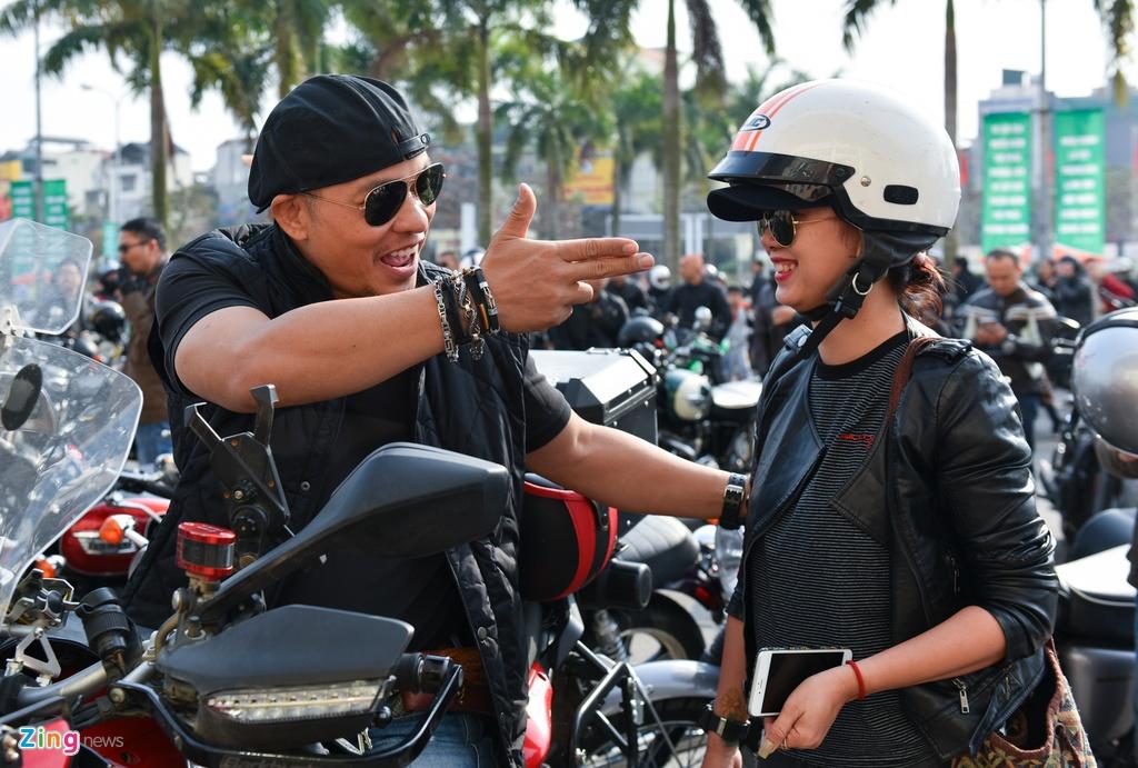 MC Anh Tuan dan 160 moto dieu hanh tuong nho Tran Lap hinh anh 10