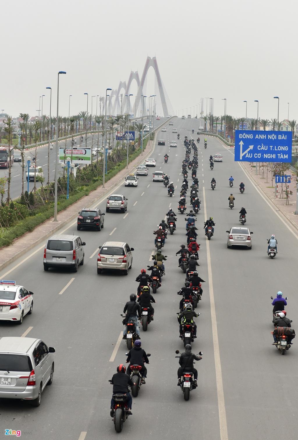 MC Anh Tuan dan 160 moto dieu hanh tuong nho Tran Lap hinh anh 5