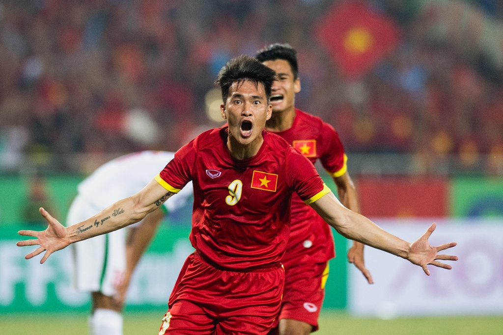 Anh the thao cua giam khao 'Song cung World Cup' Hai Thinh hinh anh 5