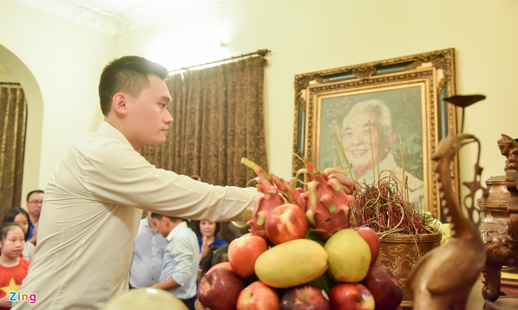 Gioi tre tri an dai tuong Vo Nguyen Giap ngay chien thang Dien Bien hinh anh 7