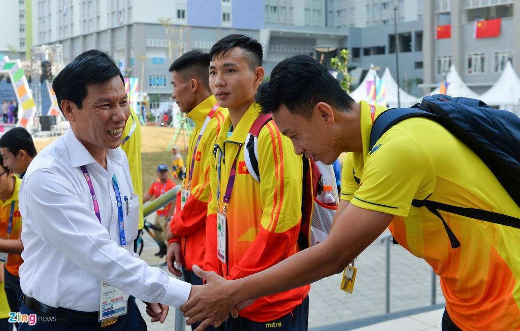 Bo truong Thien mong VDV Viet Nam tai ASIAD fair-play nhu U23 hinh anh 2