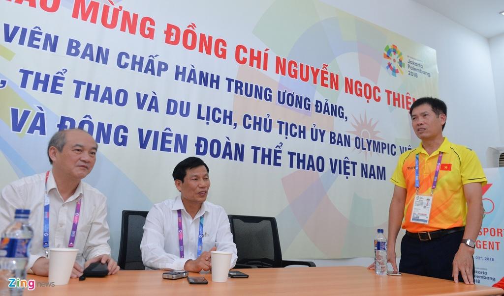 Bo truong Thien mong VDV Viet Nam tai ASIAD fair-play nhu U23 hinh anh 3