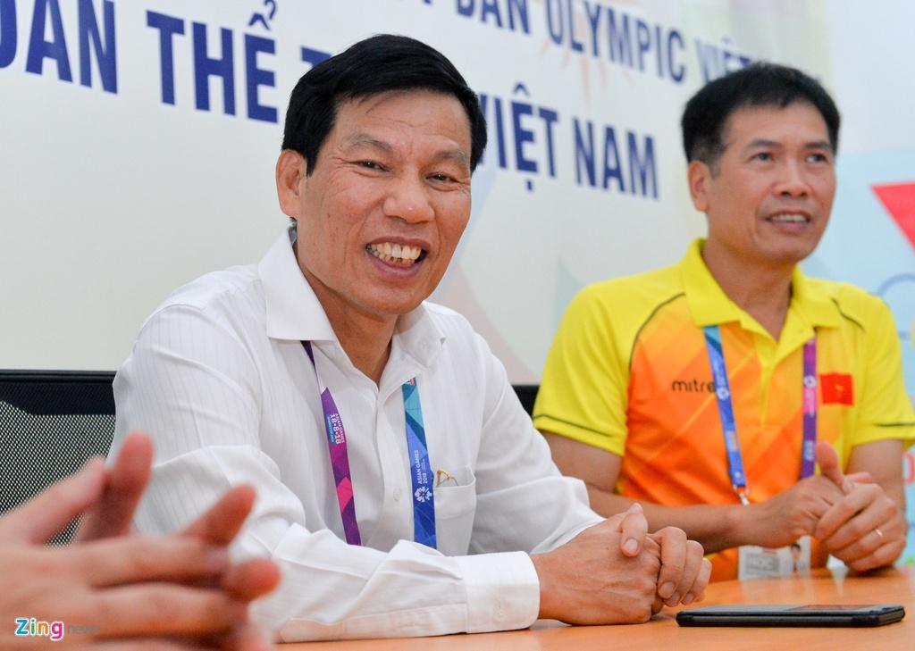 Bo truong Thien mong VDV Viet Nam tai ASIAD fair-play nhu U23 hinh anh 7