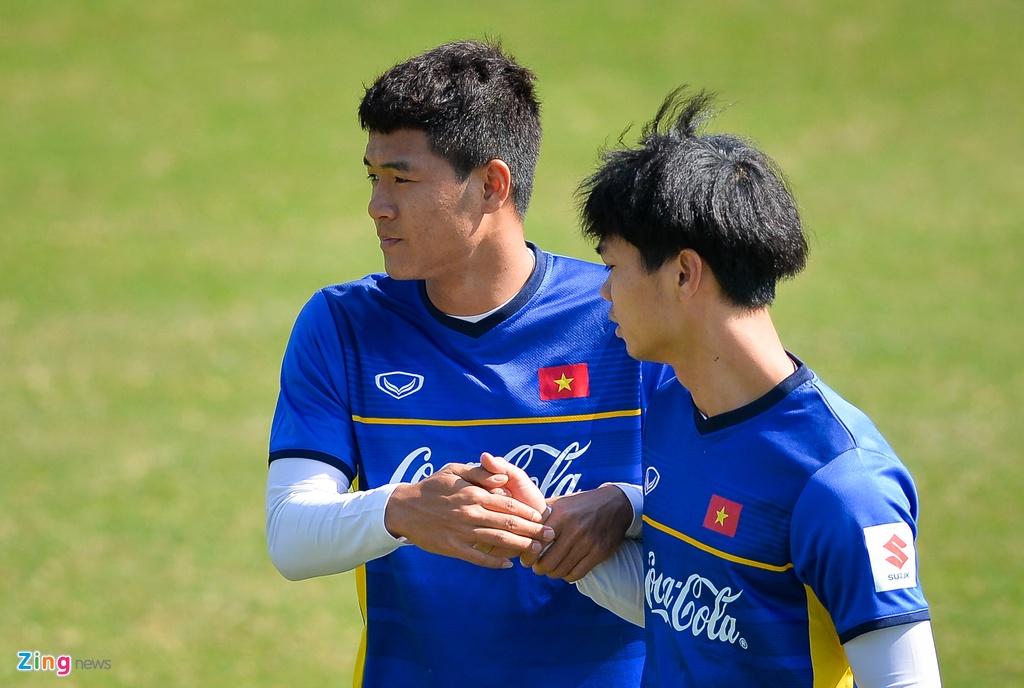 DT Viet Nam ren the luc chuan bi cho AFF Cup hinh anh 2