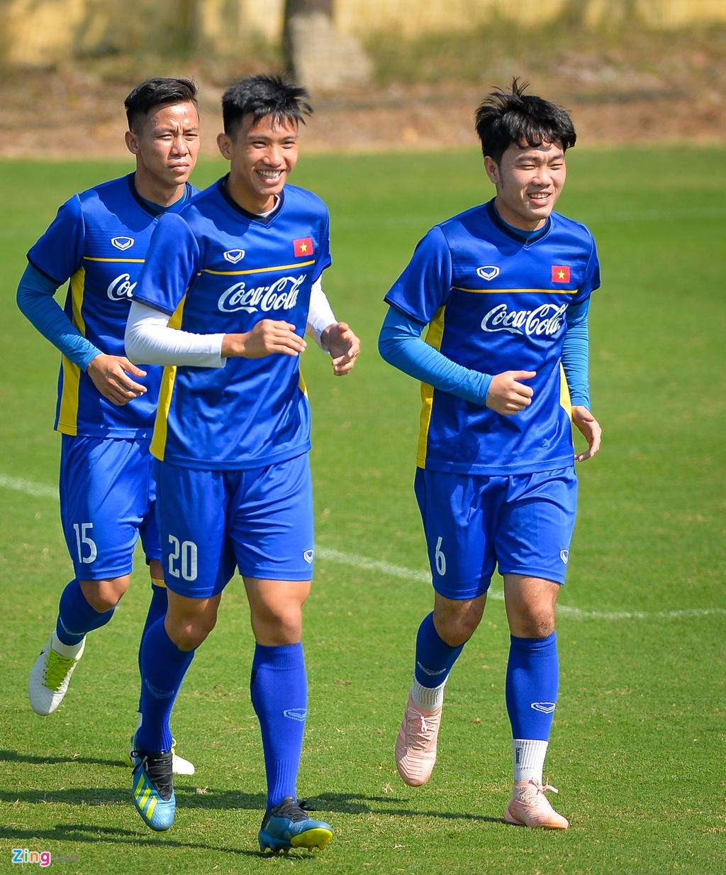 DT Viet Nam ren the luc chuan bi cho AFF Cup hinh anh 5