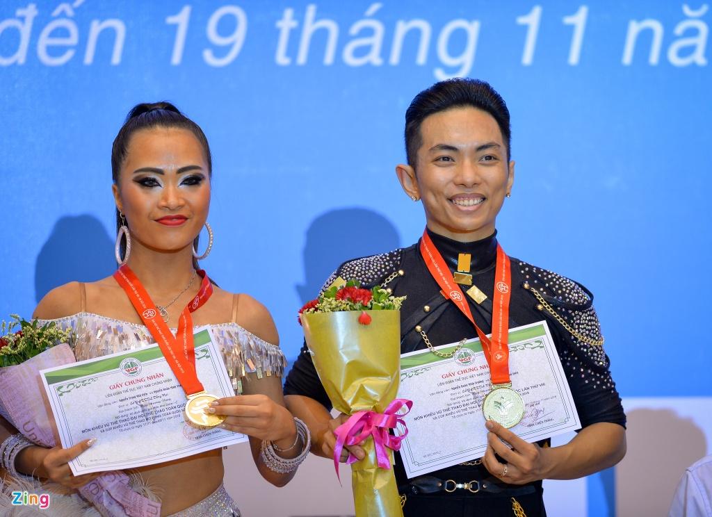 Khanh Thi len ke hoach giup Phan Hien gianh HCV Dai hoi TDTT hinh anh 6