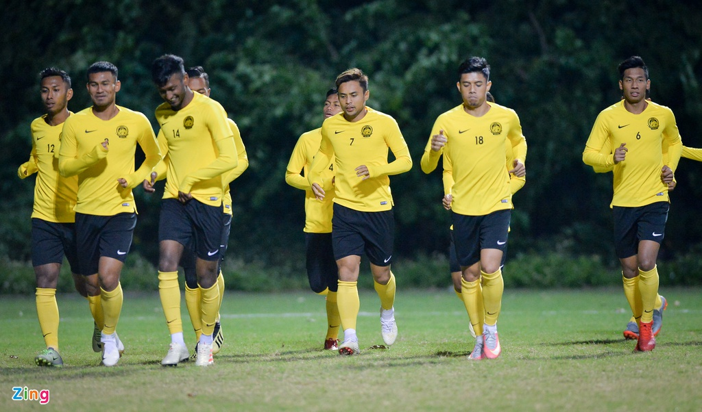 Malaysia co the mat hau ve tru cot truoc khi doi dau Viet Nam hinh anh 1