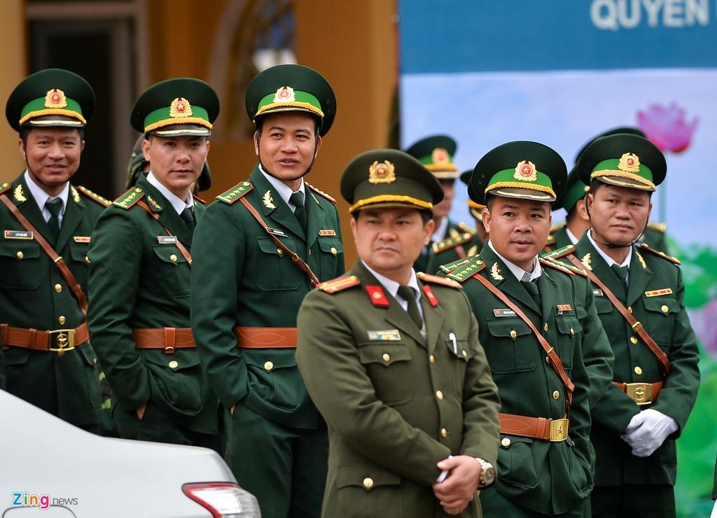 Lap vanh dai an ninh, bo doi day dac quanh ga Dong Dang hinh anh 4