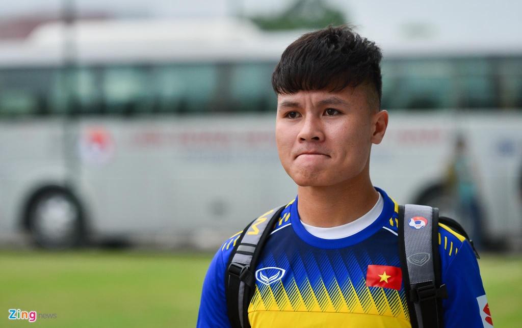 Quang Hai co the bi chan thuong truoc vong loai U23 chau A hinh anh 2