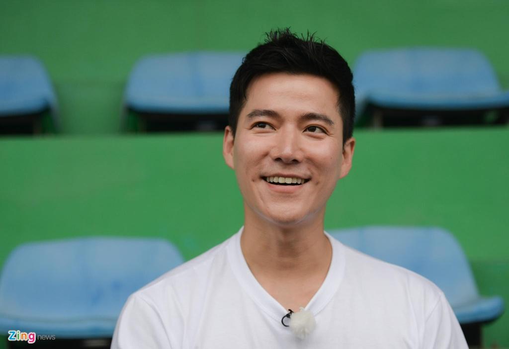 Nguoi hung World Cup 2002 gap lai HLV Park Hang-seo tai Ha Noi hinh anh 7
