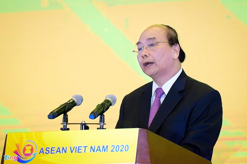 Thu tuong chu tri le khoi dong nam Viet Nam Chu tich ASEAN 2020 hinh anh 3 3_nam_chu_tich_ASEAN_zing1.jpg