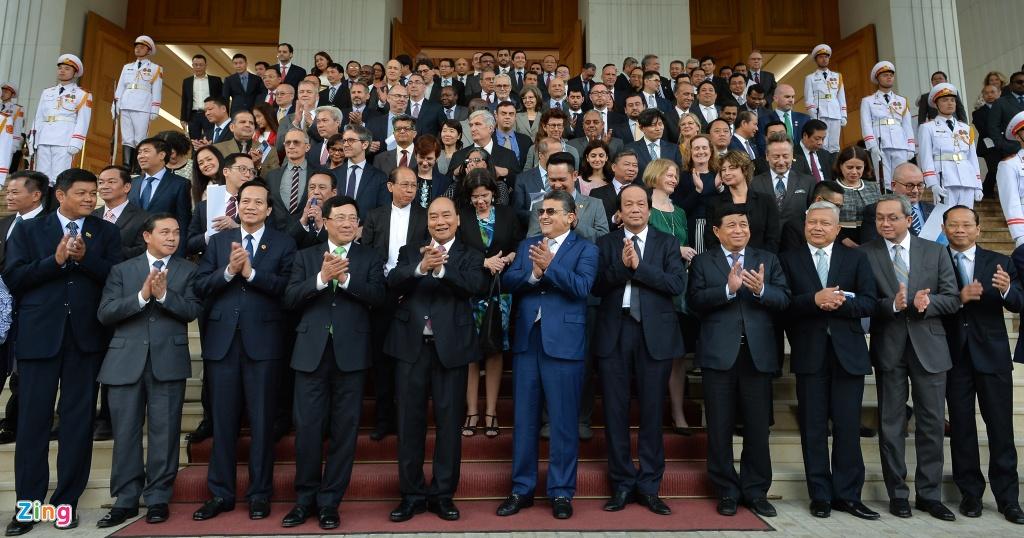 Thu tuong chu tri le khoi dong nam Viet Nam Chu tich ASEAN 2020 hinh anh 7 7_nam_chu_tich_ASEAN_zing8.jpg