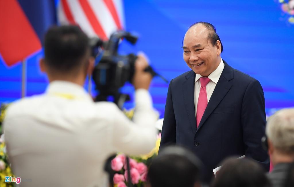 Thu tuong khai mac hoi nghi ASEAN anh 5