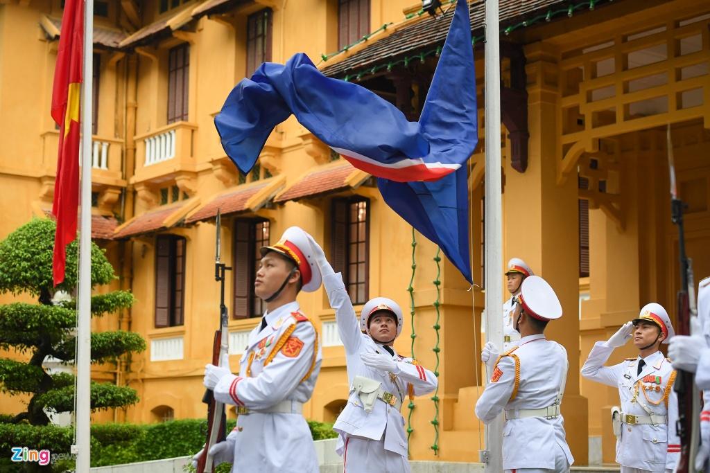 le ky niem 53 nam thanh lap ASEAN anh 5