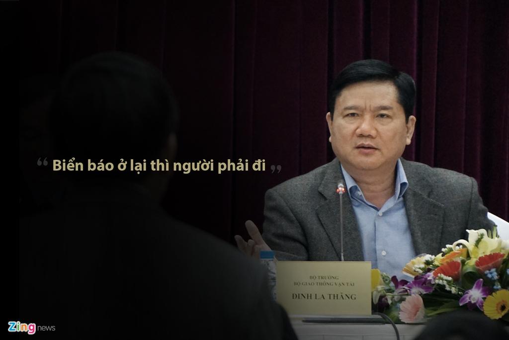 9 phat ngon an tuong cua ong Dinh La Thang hinh anh 9