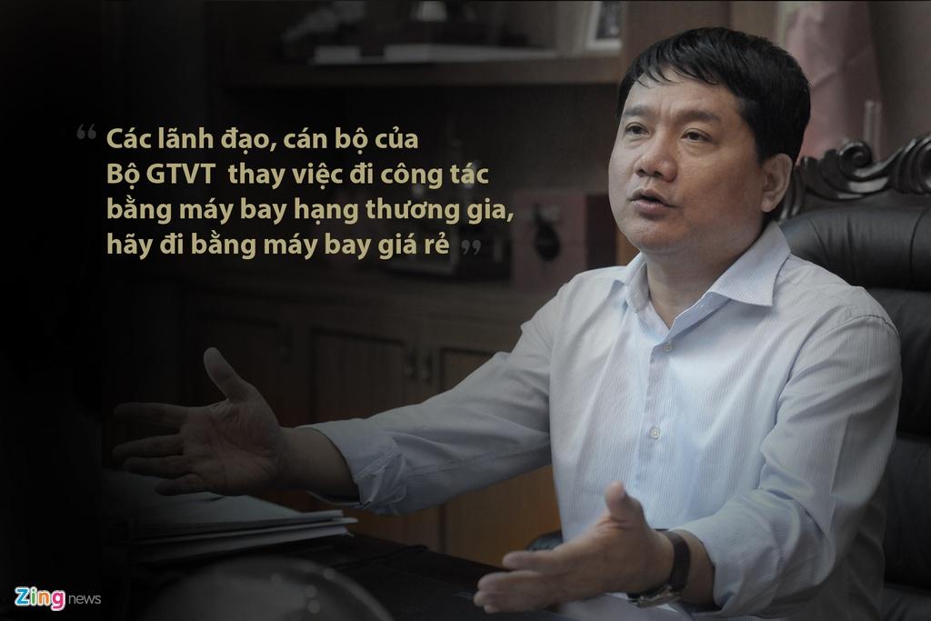 9 phat ngon an tuong cua ong Dinh La Thang hinh anh 2