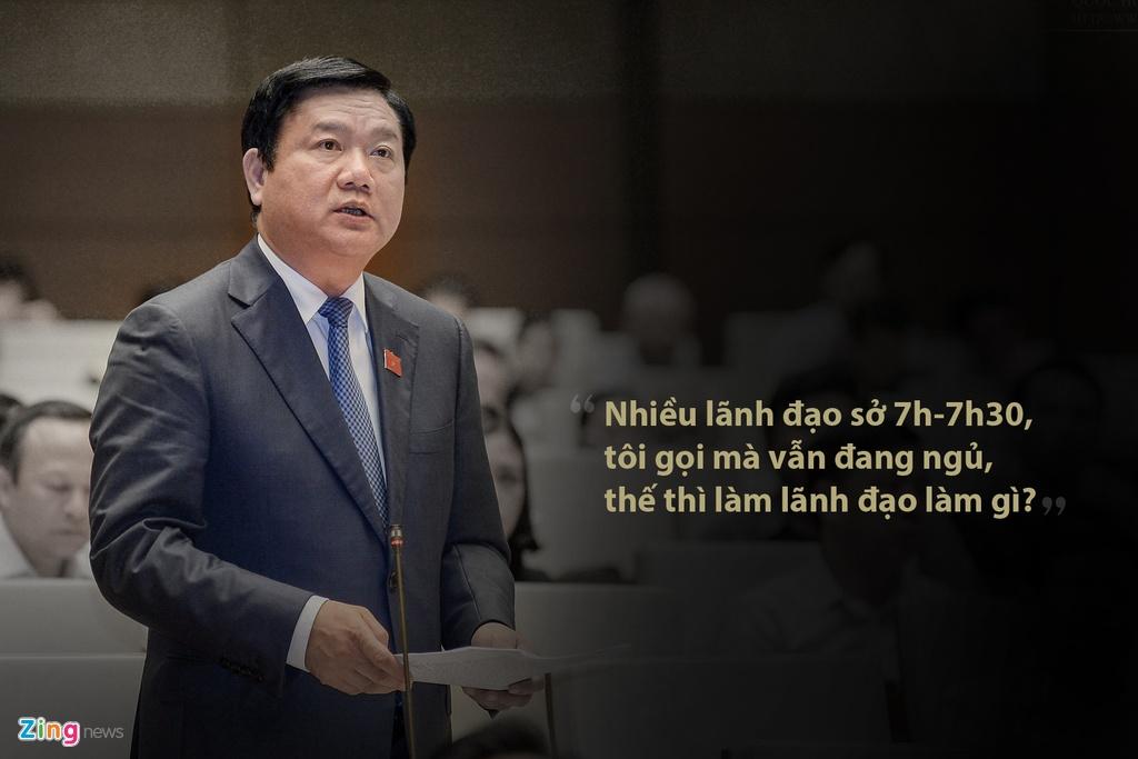 9 phat ngon an tuong cua ong Dinh La Thang hinh anh 6