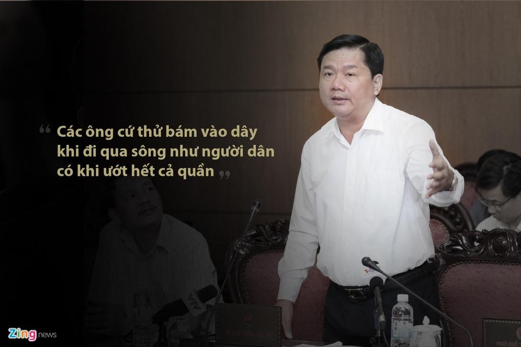 9 phat ngon an tuong cua ong Dinh La Thang hinh anh 7