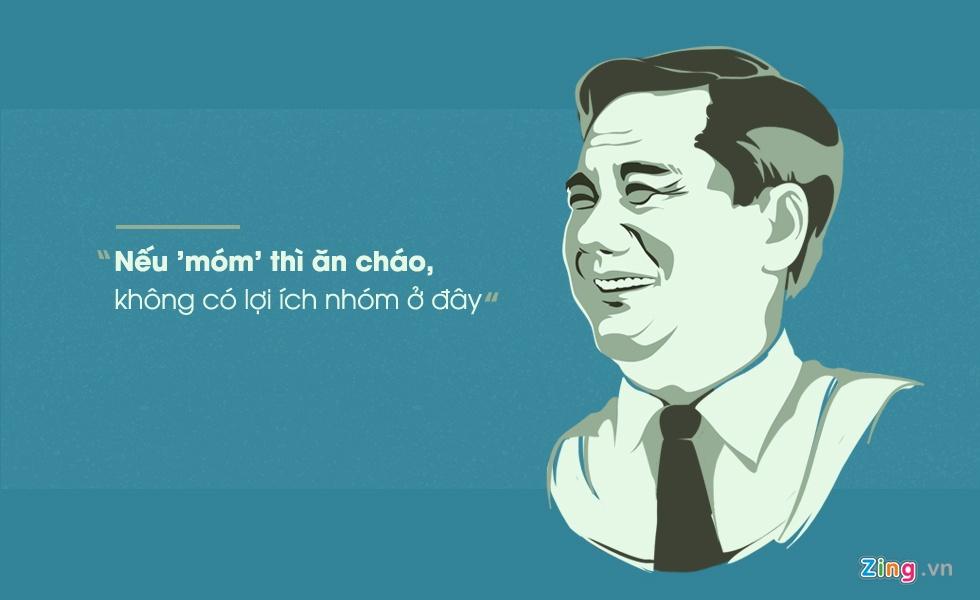 10 phat ngon an tuong cua Bi thu Thang hinh anh 6