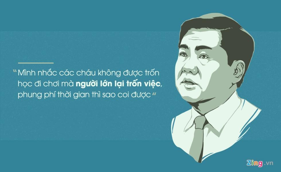 10 phat ngon an tuong cua Bi thu Thang hinh anh 5