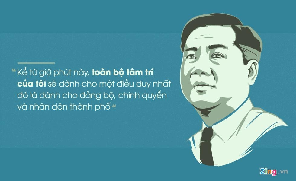 10 phat ngon an tuong cua Bi thu Thang hinh anh 1
