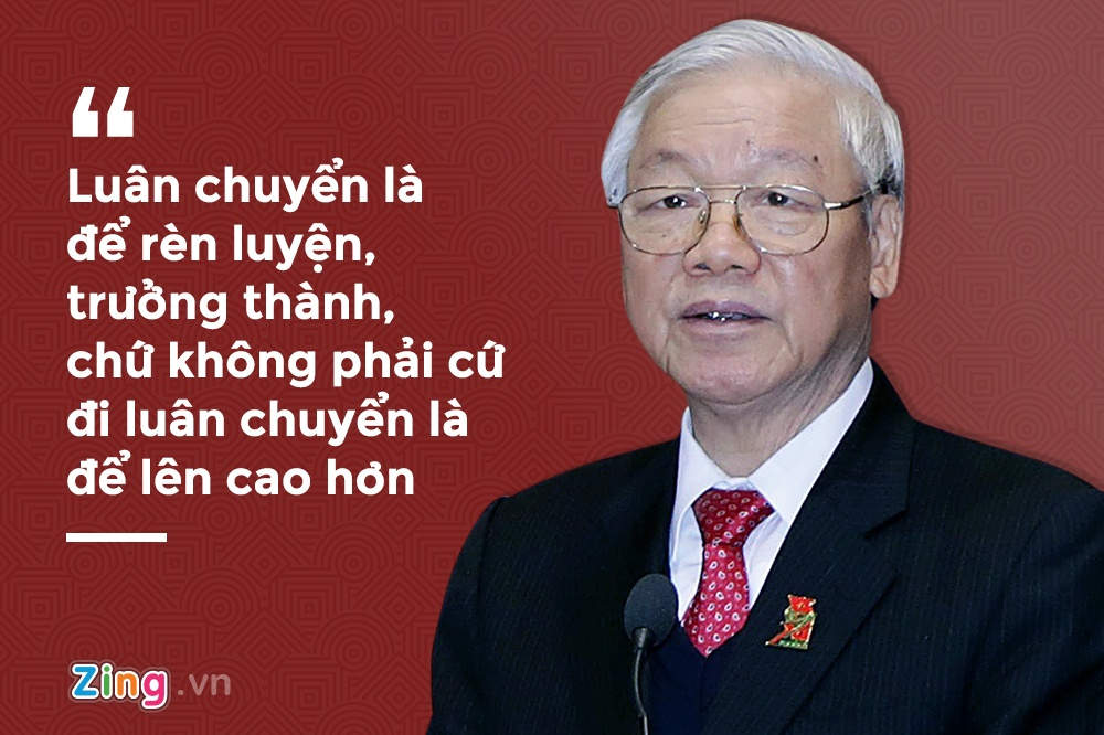 Tong bi thu Nguyen Phu Trong anh 7