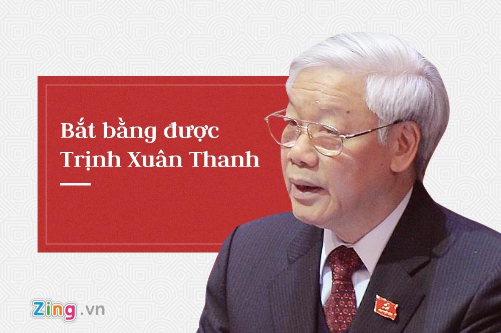 Tong bi thu Nguyen Phu Trong,  trung uong 7 anh 1