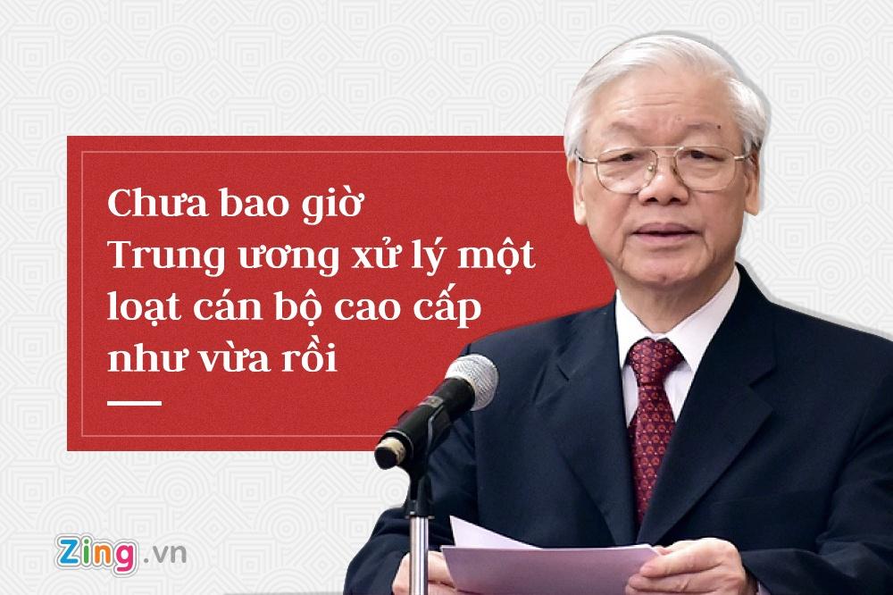 Tong bi thu Nguyen Phu Trong,  trung uong 7 anh 3