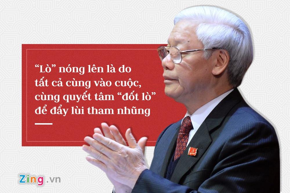 Tong bi thu Nguyen Phu Trong,  trung uong 7 anh 9