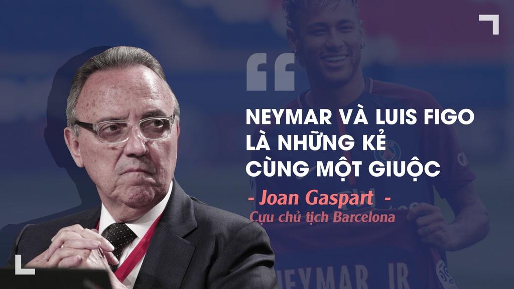 Wenger, Klopp va nhung chuyen gia phan doi thuong vu Neymar hinh anh 1