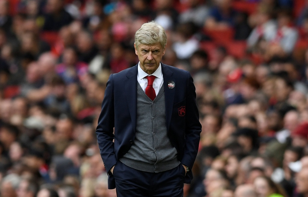 Arsene Wenger pha ky luc cua Sir Alex Ferguson sau tran thang hinh anh 8