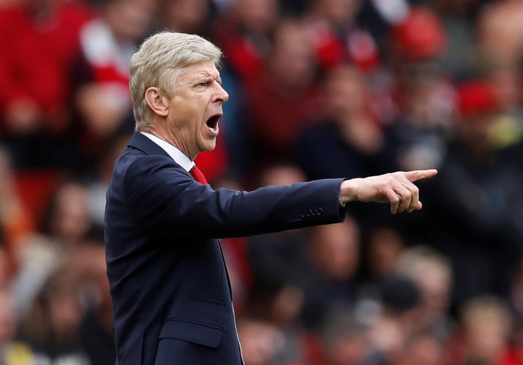 Arsene Wenger pha ky luc cua Sir Alex Ferguson sau tran thang hinh anh 2