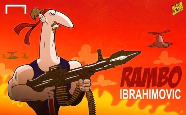 Bo hi hoa mung sinh nhat lan thu 36 cua Ibrahimovic hinh anh 7